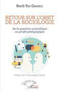 Retour sur l'objet de la sociologie