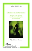 Chanson et performance