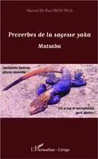 PROVERBES DE LA SAGESSE YAKA -Matsaba
