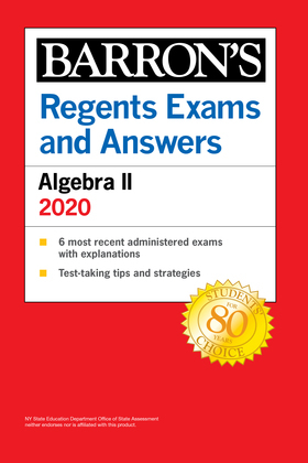 Regents Exams and Answers: Algebra II 2020