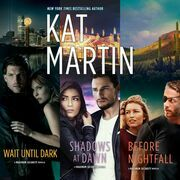 Wait Until Dark & Shadows at Dawn & Before Nightfall