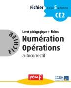 Fichier Numération Opérations 5 Livret pédagogique + Fiches