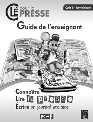 Clé pour la presse - Guide enseignant