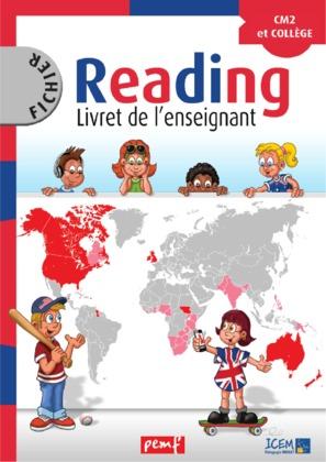 Fichier Reading - Livret de l'enseignant