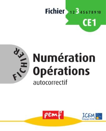 Fichier Numération Opérations 3 - Fiches Elèves