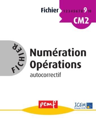 Fichier Numération Opérations 9 - Fiches Elèves
