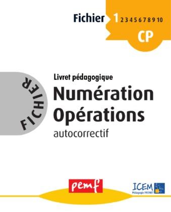 Fichier Numération Opérations 1 Livret pédagogique