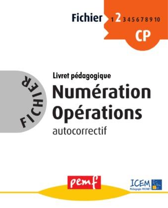 Fichier Numération Opérations 2 Livret pédagogique