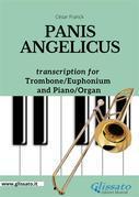 Panis Angelicus - Trombone/Euphonium B.C. and Piano/Organ