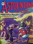 Astounding Stories of Super-Science, Volume 1