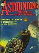 Astounding Stories of Super-Science, Volume 3