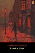 Sherlock Holmes: A Study In Scarlet (AD Classic Illustrated)