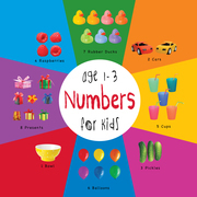 Numbers for Kids age 1-3 (Engage Early Readers: Children's Learning Books)