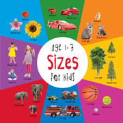 Sizes for Kids age 1-3 (Engage Early Readers: Children's Learning Books)