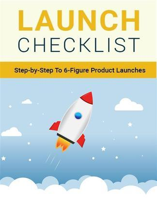 Launch Checklist