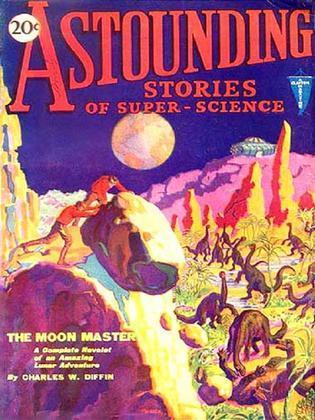 Astounding Stories of Super-Science, Volume 6