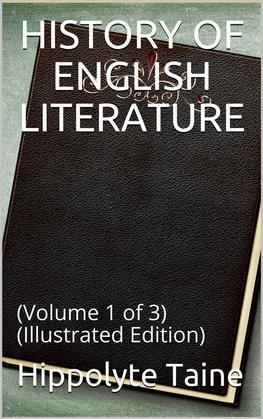 History of English Literature Volume 1 (of 3)