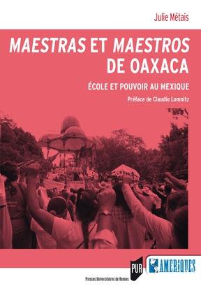Maestras et maestros de Oaxaca