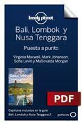 Bali, Lombok y Nusa Tenggara 2_1. Preparación del viaje