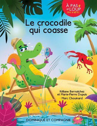 Le crocodile qui coasse