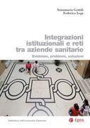 Integrazioni istituzionali e reti tra aziende sanitarie
