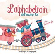 L'alphabetrain de Monsieur Son