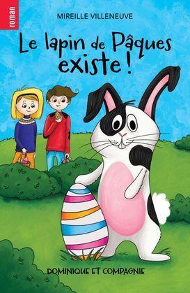 Le lapin de Pâques existe !