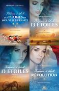 Coffret- Femmes de liberté - 4 livres