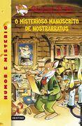 O misterioso manuscrito da Nostrarratus