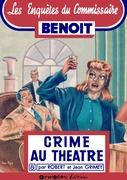 Crime au théâtre