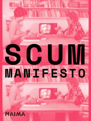 SCUM Manifesto (English Edition)