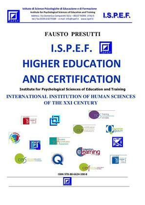 I.S.P.E.F.  Higher Education  and Certification