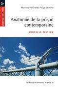 Anatomie de la prison contemporaine