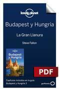 Budapest y Hungría 6.  La Gran Llanura