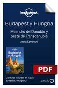 Budapest y Hungría 6.  Meandro del Danubio y oeste de Transdanubia