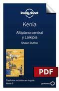 Kenia 3_5. Altiplano central y Laikipia