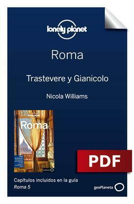 Roma 5. Trastevere y Gianicolo