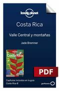 Costa Rica 8_3. Valle Central y montañas