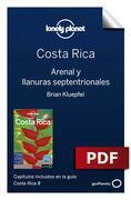 Costa Rica 8_6. Arenal y llanuras septentrionales