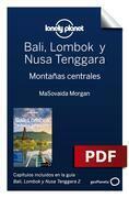 Bali, Lombok y Nusa Tenggara 2_6. Montañas centrales