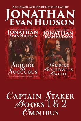 Captain Staker Books 1 & 2 Box Set