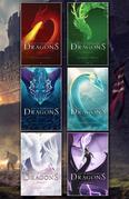 Coffret Intégral - Les 5 derniers dragons (12 tomes)