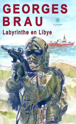 Labyrinthe en Libye