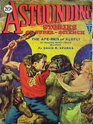 Astounding Stories of Super-Science, December 1930