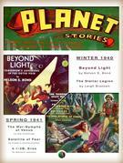PLANET STORIES [ Collection no. 1 - Winter 1940 / Spring 1941 ]