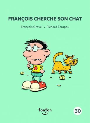 François cherche son chat