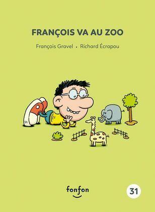 François va au zoo