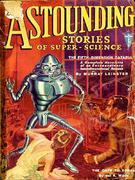 Astounding Stories of Super-Science, Volume 13