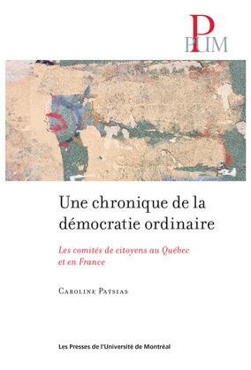 Une chronique de la démocratie ordinaire