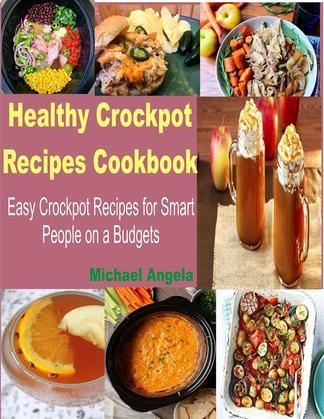 Healthy Crockpot Recipes cookbook